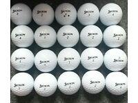 20 mint condition Srixon golf balls