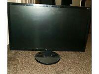 """Packard Bell 20"""" flat screen monitor"""