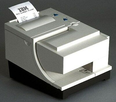 Ibm 4610-ti4 Suremark Thermal Pos Printer Powered Usb