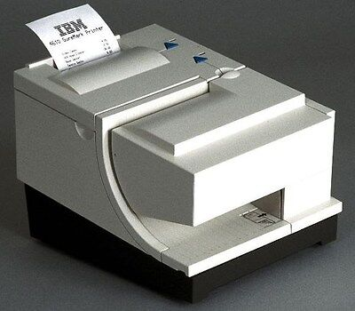 Ibm 4610-ti4 Suremark Thermal Pos Printer Powered Usb