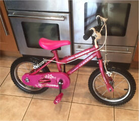 "Universal ""Blossom"" Girls (Toddlers) first Bike"
