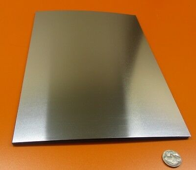 316 Stainless Steel Sheet Annealed .004 Thick X 8.0 Width X 12.0 Length