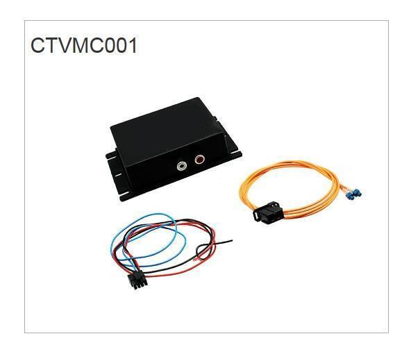 Connects2 ctvbmx005 BMW série 6 03-10 aux Entrée Adaptateur MP3 iPod iPhone