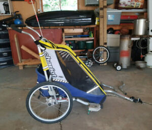 Single Chariot stroller for sale