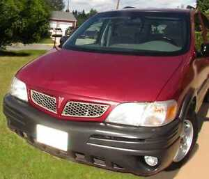 2005 Pontiac Montana base (extended) --> ONLY $ 6100 OBO !