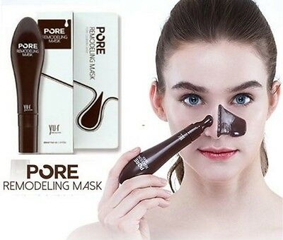 [yu.r] Pore Remodeling Cleansing Mask 30ml1.01oz Blackhead remover Made in Korea