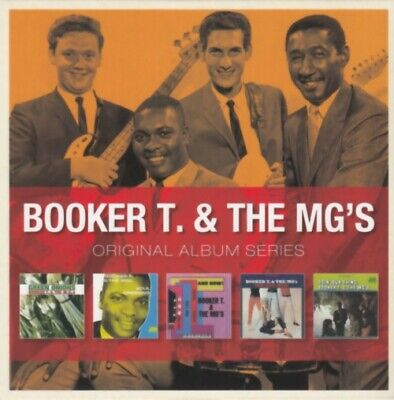 Booker T. & The MG's - Original album series (5