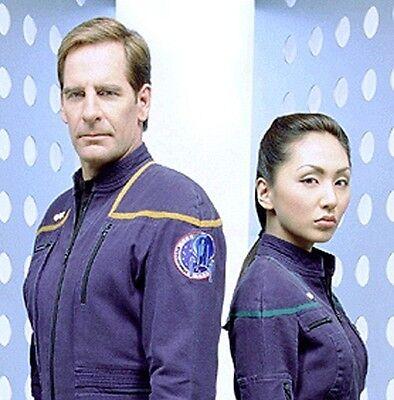 Star Trek Enterprise Unisex Jumpsuit Pattern Sizes M-L