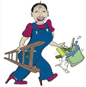 HOUSE CLEANER MILE END PARC EX ROSEMONT-Ménage et entretien