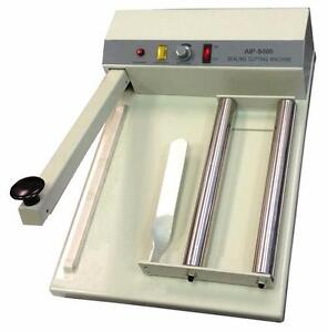 New All-in-One Shrink Wrap Sealer Trimmer Dispenser combo 23.5""