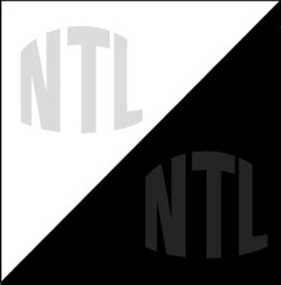 Ntl Plastisol Ink White Black Combo Deal - 1 Gallon Of Each
