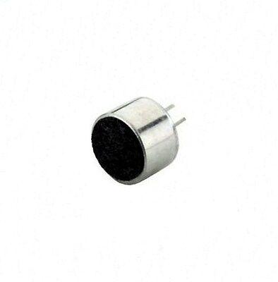 2x Elektret Kondensator Mikrofonkapsel / Mikrofon von Panasonic Typ:WM-53B