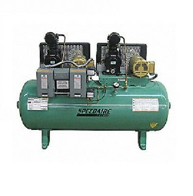 5z700c Electrical Horizontal Tank Mounted 1.50hp Air Compressor 90 Psi 80 Gallo
