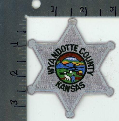 KANSAS KS WYANDOTTE COUNTY SHERIFF STYLE 2 POLICE
