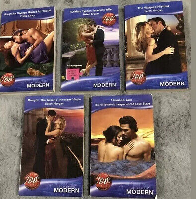 Mills and Boon Modern Books - Pick Any 4 From Choice Of 40!