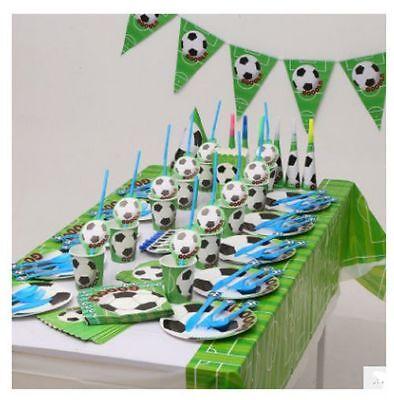 Football Theme Cute Cartoon Boys Party Decoration Kids Birthday Tableware Sets](Cute Cartoon Themes)