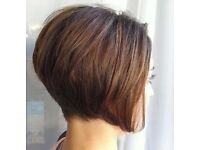 Free Graduate bob haircut model need in Wimbledon