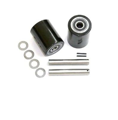 Multiton Tm J Standard Pallet Jack Load Wheel Kit