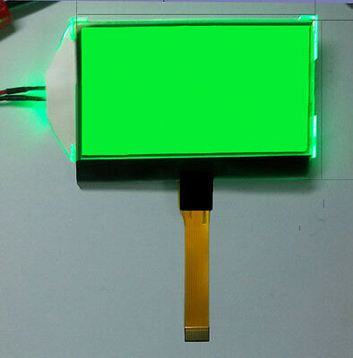 12864 Character Lcd Display Module 128x64 Dots Graphic Matrix Backlight For Esr