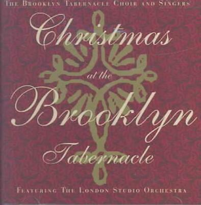 THE BROOKLYN TABERNACLE CHOIR - CHRISTMAS AT THE BROOKLYN TABERNACLE NEW CD ()