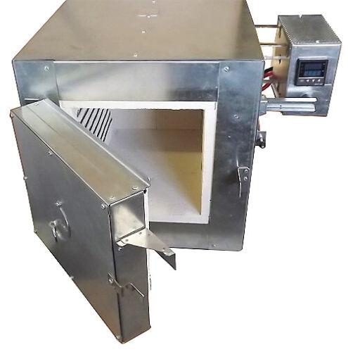DOMESTIC, 13A SINGLE PHASE, 220V-240V KILN 1100 C (2012 F) WITH 11.5 C/L CHAMBER