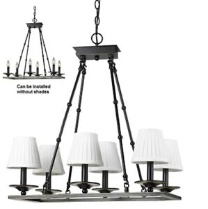 "W:18"", W:24"" or W:34"" Chandelier & Semi-F Mount-Brand New in box"