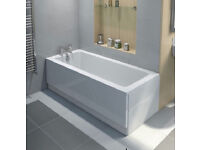 NEW - Kensington bath from Victoria Plumb 1700/700 - single ended straight