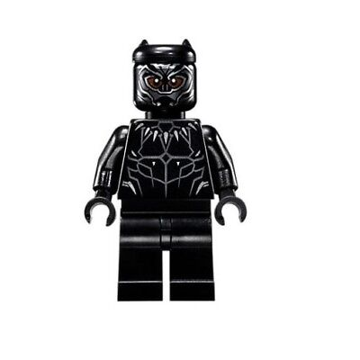LEGO MARVEL SUPER HEROES AVENGERS MINIFIGURE BLACK PANTHER 76100