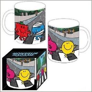 monsieur madame mini mug tasse on the road 150 ml ebay. Black Bedroom Furniture Sets. Home Design Ideas