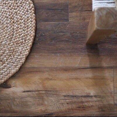 SAMPLE Exceptional Distressed Circle Sawn Oak Laminate Flooring - Milltown 12mm