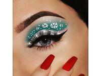 CHRISTMAS MAKE UP FACE & BODY ART /GLITTER FROM £7