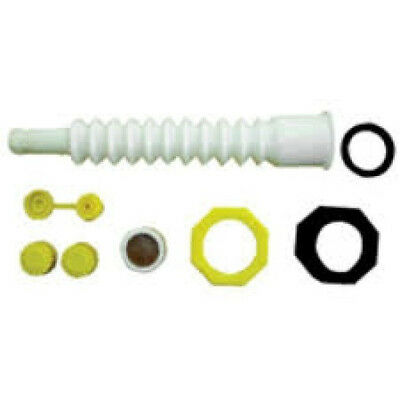 EZ Pour Replacement Spout Replace Old Can Fill Kit WaterJug Gas (20050)