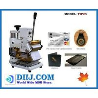Tip-20 Hot Foil Stamping Machine
