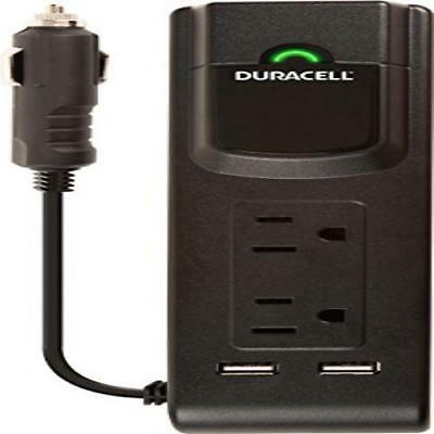 (Duracell 175W Power Inverter With Usb Ports US SELLER New)