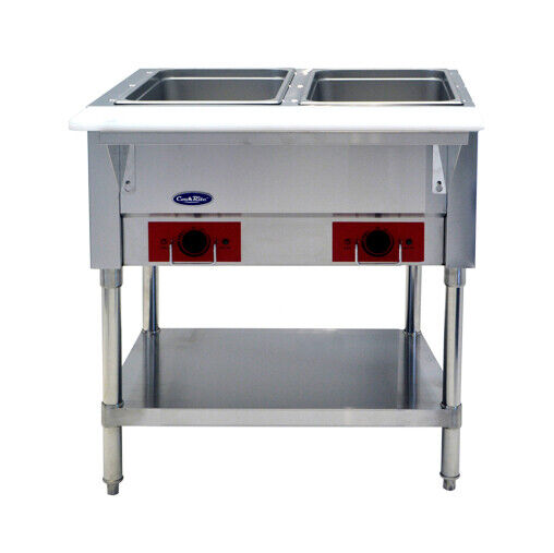 Atosa CSTEA-2 Electric Steam Table