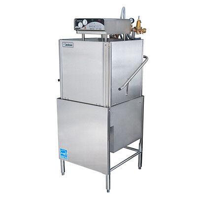 high temp dish machine temperatures