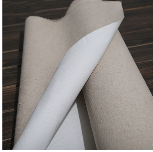 Blank Canvas Roll Oil Painting Linen Blend Primed High
