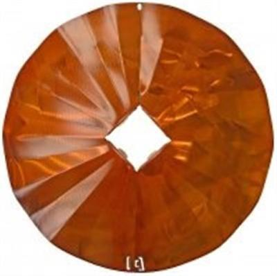 Erva SB7C 4 x 4 Disk Squirrel Baffle - Copper Tint