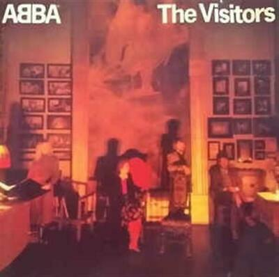 ABBA The Visitors CD NEW