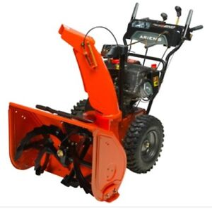"Brand New Ariens 28"" Deluxe Snow Blower For Sale"