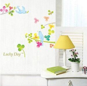 Pegatina vinilo decoracion para pared lucky day muy for Pegatinas vinilo decoracion