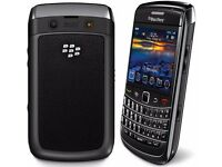 Unlocked BlackBerry Bold 9700 Smartphone - Black