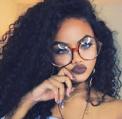 Oversized Huge Round CIRCLE Large XXL BOHO Nerd Hipster Women Eyeglasses (Large Spectacles)