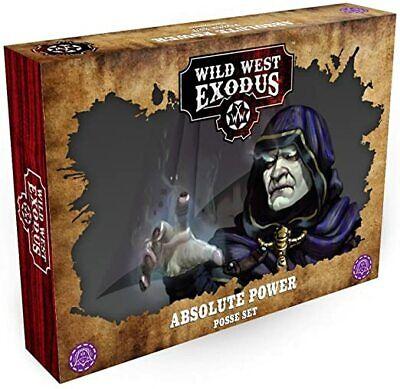 WILD WEST EXODUS - Absolute Power Posse