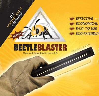 5x Better Beetle Blaster Small Hive Beetles Safe For Brood No Pesticides