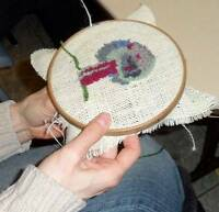 Heritage Crafting Evenings at the NBM: February is Rug Hooking