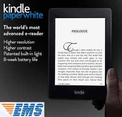 2014 Latest version 4GB Amazon Kindle Paperwhite  Wifi Black