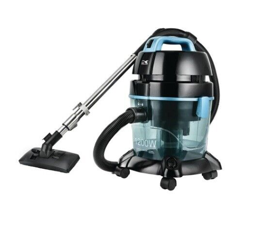 Vacuum Cleaner Water Filtration Canister Floor Care Heavy Du