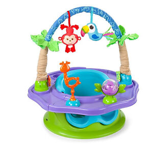 Summer Infant Deluxe SuperSeat Island Giggles