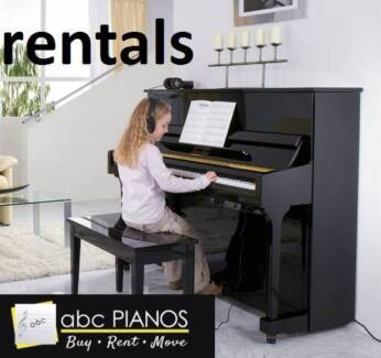 Piano Rental from $80